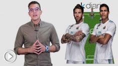 Esta es la alineación del Real Madrid ante la Juventus. (vídeo: Juanma Yela)