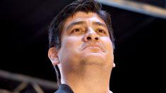 Carlos Alvarado, presidente de Costa Rica. (Foto: AFP)