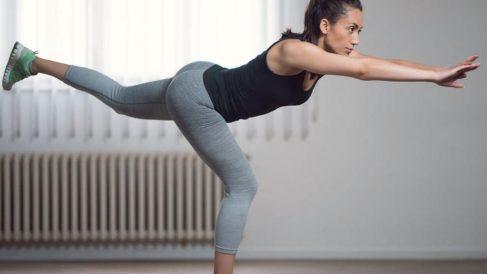 Todos los pasos para hacer ejercicios de equilibrio fáciles