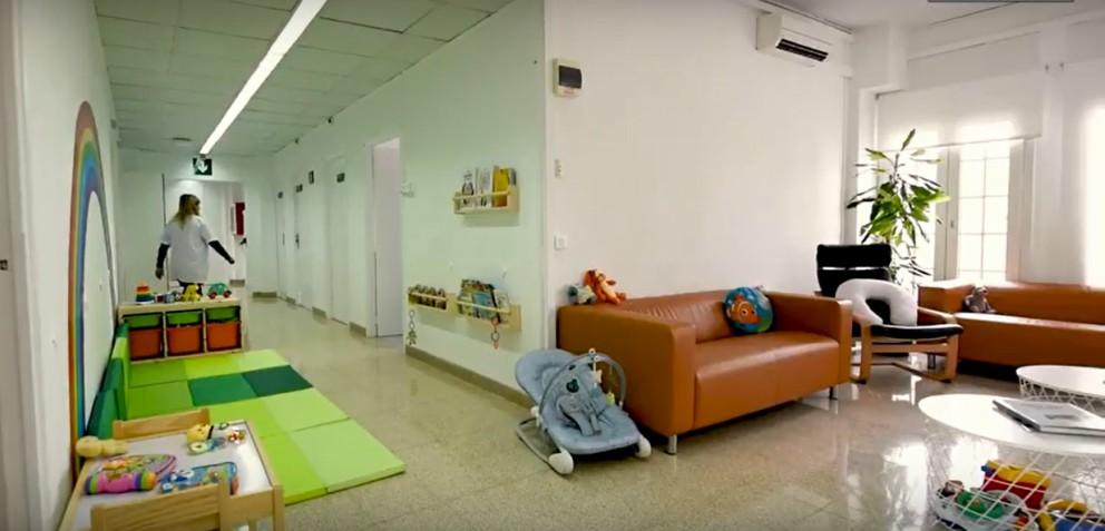 Creado el primer hospital de dia en España para madres con trastornos mentales tras el parto