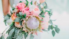Cómo hacer tu propio ramo de novia
