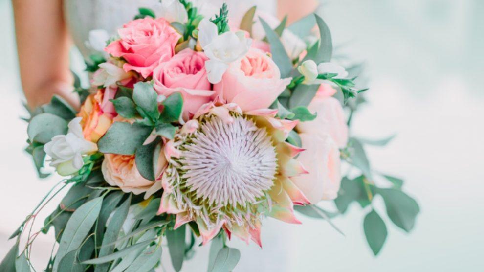 Pasos para elegir bien las flores para tu boda