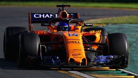 Mark Webber piensa que McLaren se encuentra ante un año decisivo para convencer a Fernando Alonso de que pueden hacer un coche campeón. (Getty)