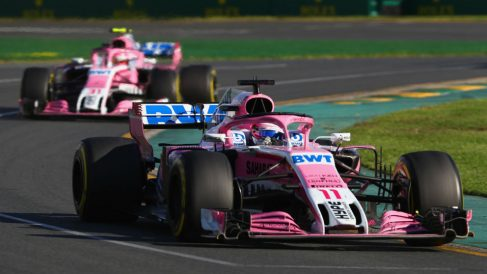 Los problemas económicos amenazan seriamente a Force India, que no ha logrado todavía juntar el presupuesto necesario para completar la presente temporada de Fórmula 1. (Getty)