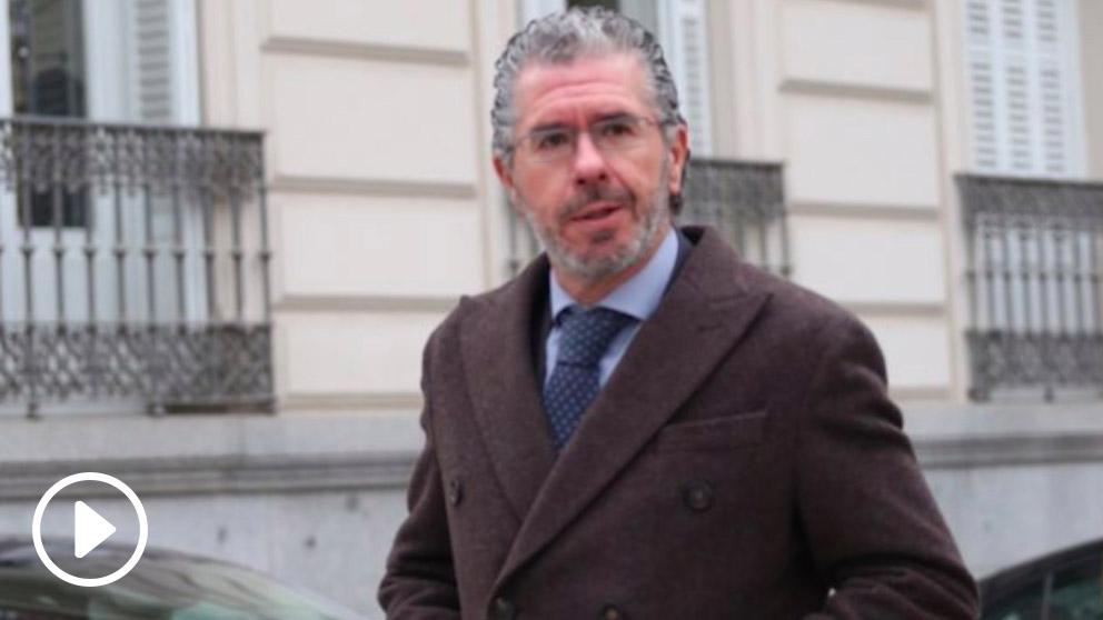 Declaración de Francisco Granados ante el juez de la Trama Púnica (15-3-18).