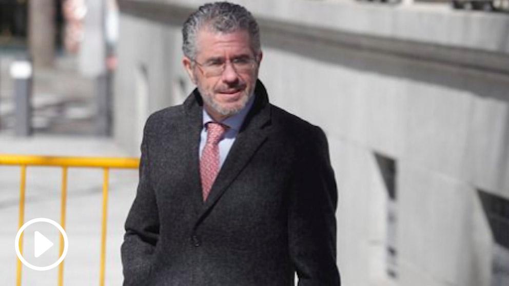 Francisco Granados, ex consejero del PP de Madrid.