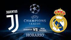 Juventus – Real Madrid | Champions League | Fútbol hoy