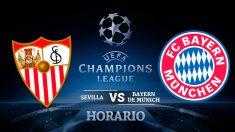 Sevilla – Bayern | Champions League hoy