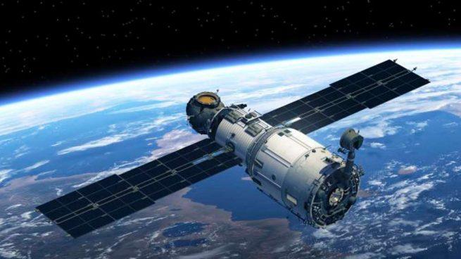 estación espacial china Tiangong-1