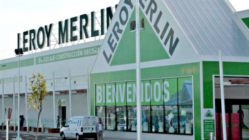Tienda de Leroy Merlin (Foto:Leroy Merlin)
