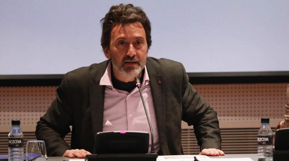 Mauricio Valiente, edil de Derechos Humanos. (Foto. Madrid)