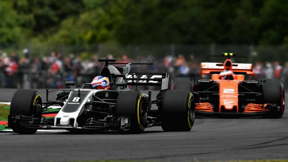 McLaren no ve con buenos ojos que un equipo como Haas tenga a día de hoy mejor rendimiento que ellos, acusándoles de que esto solo es posible gracias a que compran un Ferrari en lugar de fabricar su propio monoplaza. (Getty)