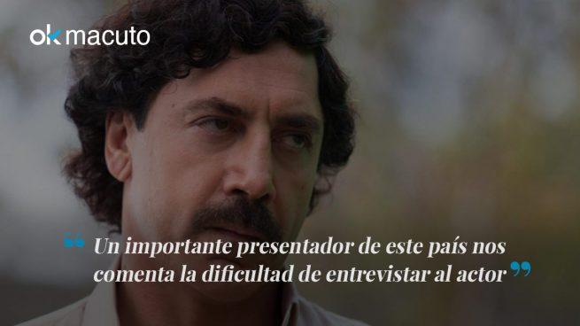 Javier Bardem se convierte en uno de los personajes con más limitaciones a la hora de entrevistarlo