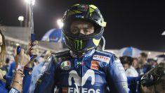 Valentino Rossi considera que los favoritos al título mundial de MotoGP de este año son Marc Márquez y Andrea Dovizioso, destacando entre ambos a su compatriota. (Getty)