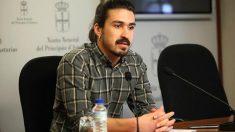 Andrés Fernández Vilanova, diputado de Podemos en Asturias.