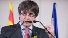 Carles Puigdemont, expresidente de la Generalitat de Cataluña. (Foto: Getty)