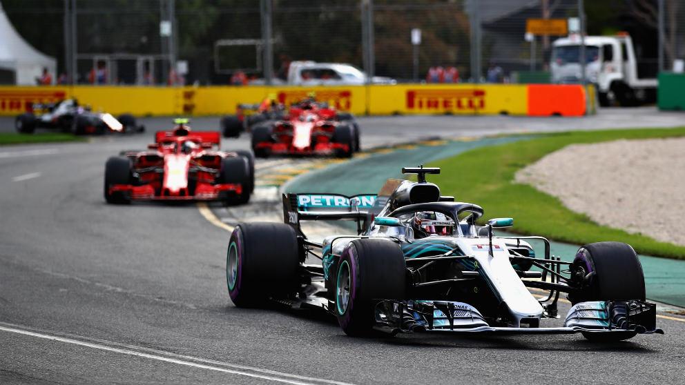 Los planes de Liberty Media apuntan a una completa revolución del formato de los fines de semana de la Fórmula 1, que pasarían a tener una carrera clasificatoria en la jornada del sábado. (Getty)