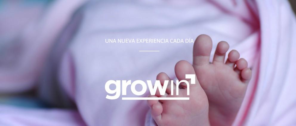 Growin, la app para controlar el crecimiento de los hijos