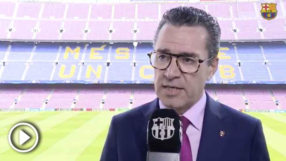 Josep Vives responde a Javier Tebas.