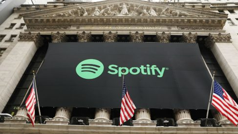 Debut de Spotify en Bolsa (Foto: GETTY).