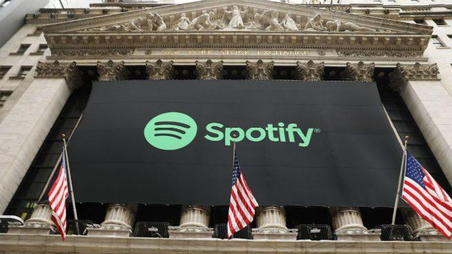 Spotify se dispara un 26% en su estreno bursátil y alcanza un valor de 24.000 millones de euros