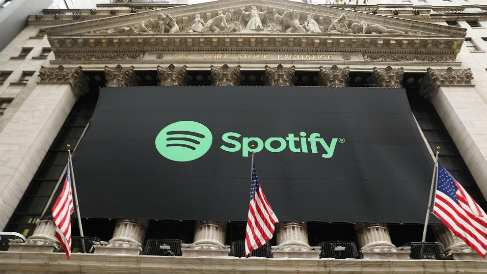 Debut de Spotify en Bolsa (Foto: GETTY).
