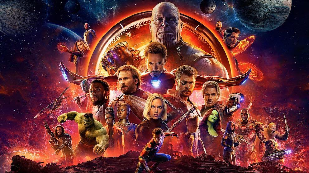 Hoy se estrena Vengadores: Infinity War