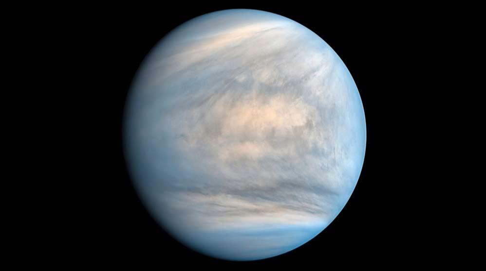Venus y las claves de la vida extraterrestre