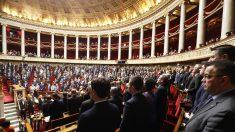 Asamblea Nacional de Francia. (Foto: AFP)