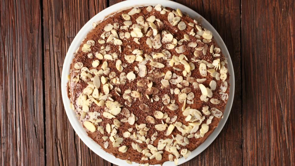 Receta de bizcocho de plátano y chocolate paso a paso
