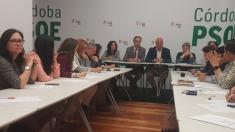 Ejecutiva del PSOE de Córdoba