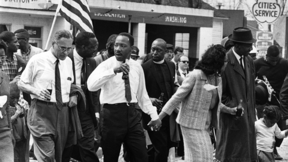 Hoy se cumplen 50 años de la muerte de Martin Luther King.