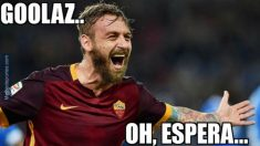 Los mejores memes del Barcelona – Roma.