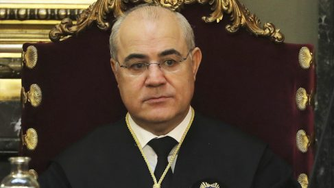 Pablo Llarena, juez del Tribunal Supremo. (Foto: EFE)