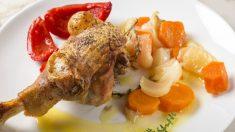 Receta de Pollo en escabeche fácil de preparar