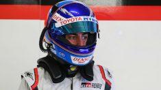 Fernando Alonso dice adiós al Mundial de Resistencia. (Toyota)