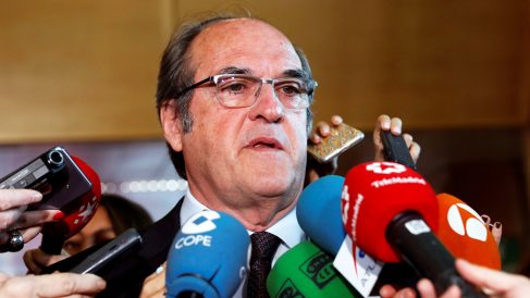 Ángel Gabilondo, líder del PSOE en la Comunidad de Madrid. (Foto: EFE) | Dimisión Cristina Cifuentes