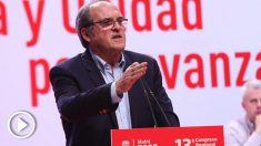 Ángel Gabilondo, PSOE-M