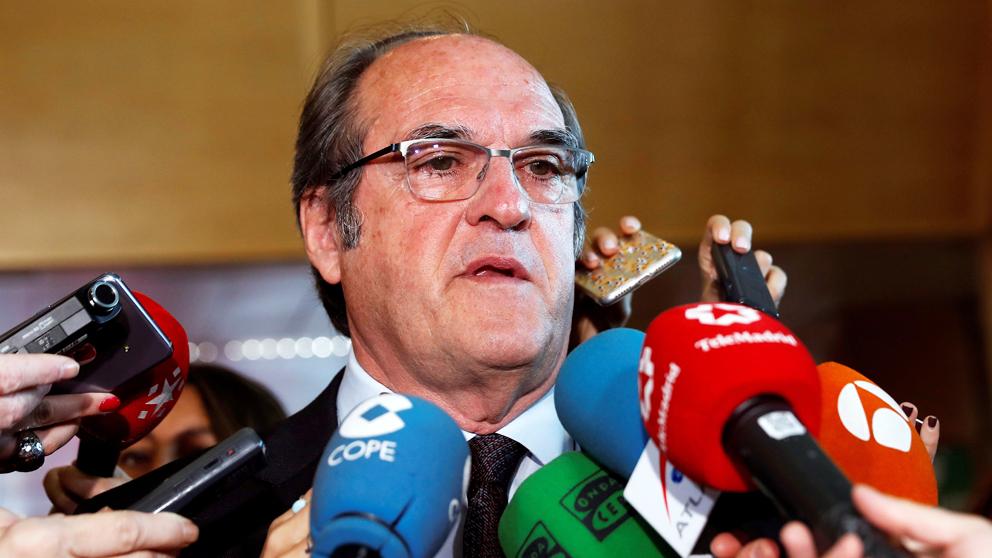 Ángel Gabilondo, líder del PSOE en la Comunidad de Madrid. (Foto: EFE)   Dimisión Cristina Cifuentes