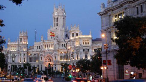 Ayuntamiento de Madrid (Foto. Getty)