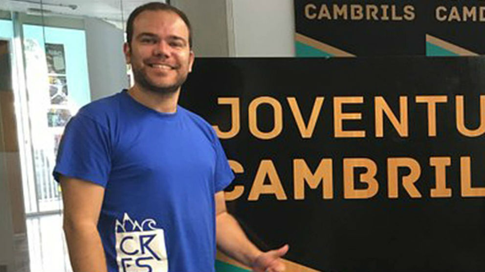 Eduard Pellicer, tercer teniente de alcalde de Cambrils por ERC