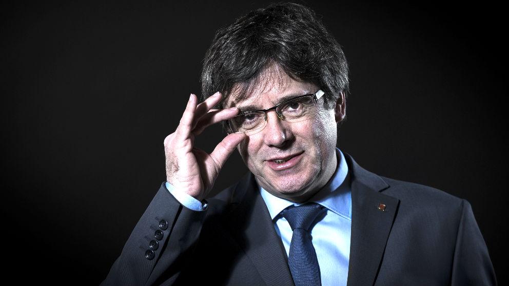Carles Puigdemont en una reciente imagen (Foto: AFP).