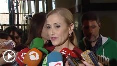 La Universidad Rey Juan Carlos ha anunciado que llevará el máster de Cifuentes ante la Fiscalía.