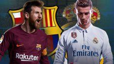 Barcelona – Real Madrid   Clásico   Liga Santander