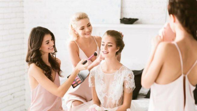 maquillaje para una boda de día