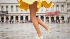 Guía para aprender a hacer una falda fruncida paso a paso