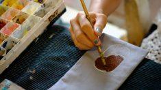 Cómo pintar en tela paso a paso