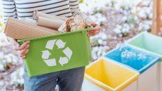 Pasos para reciclar correctamente