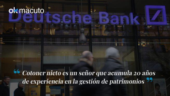 El jefe de gestión de patrimonios de Deutsche Bank nombra a su primo segundo de a bordo