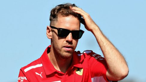 Sebastian Vettel. (Getty)
